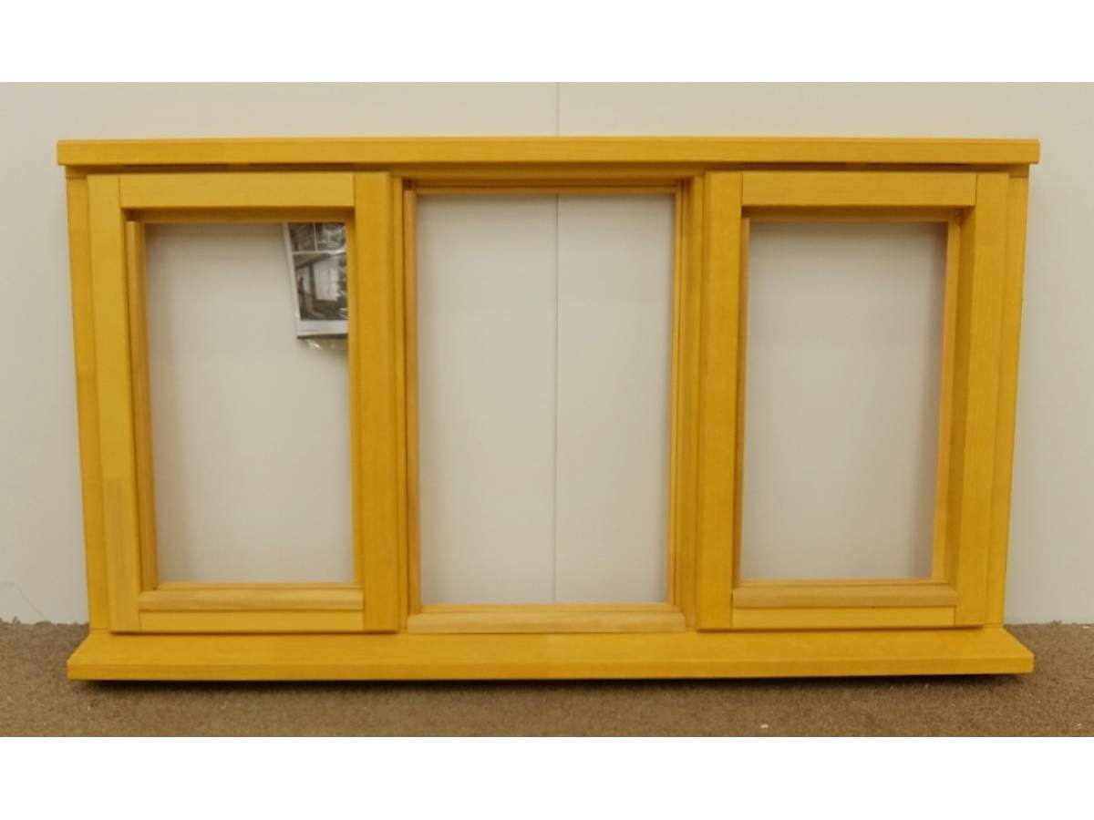 1337x745mm plain casement timber window w3n07cc for Wooden casement windows