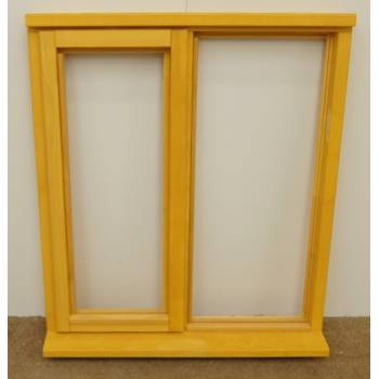 Wooden Timber Window Plain Casement Unglazed Softwood Jeld-wen 910x1045mm