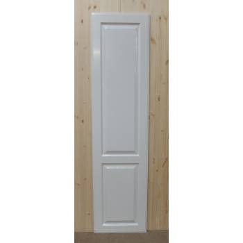 White 2 Panel Cupboard Door