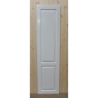 Cupboard Wardrobe Door Bedroom Kitchen White 2 Panel Field R...