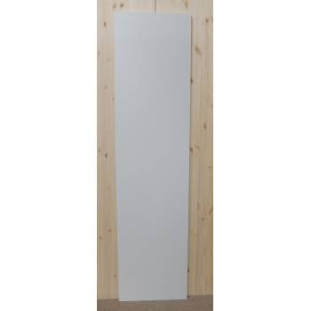 White Flat Panel Cupboard Door