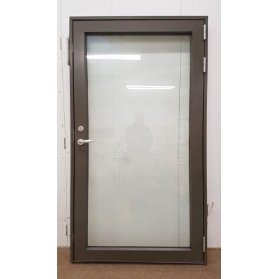 Timber Door Aluminium Clad Wooden & Frame Triple Glazed ...