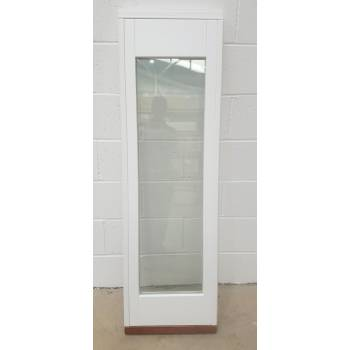 Wooden Timber Window Sidelight Glazed Frame External Patio Wellington