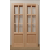 Hemlock GTP 2 Panel Door Pairs