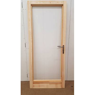 External Door Patt 10 Pine Wooden Timber 1981x834mm Softwood...