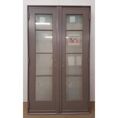 Aluminium Timber French Doors Patt70 Door Pair Frame Set 122...