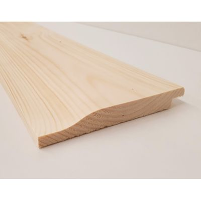 Shiplap Timber Pine Softwood T&G Board 130x20mm Cladding...