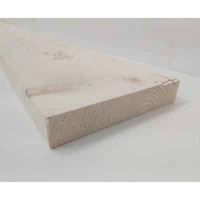 195x36mm Regularised Untreated Structural Graded Timber Scaf...