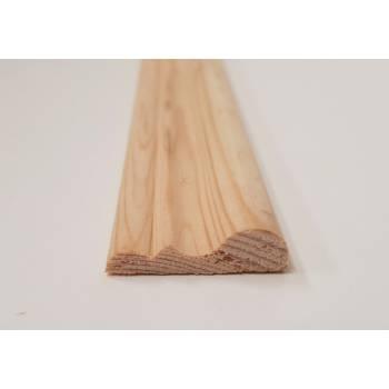 29x9mm Panel Bead Pine 1170mm
