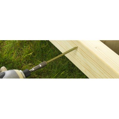 Index Timber Decking Frame Framework Landscape Sleeper Exter...