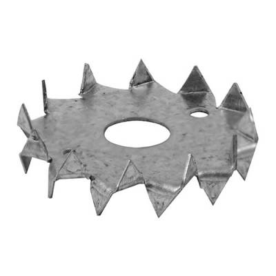 Timber Connector Double sided Galvanised 6 Pack...