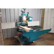 Wadkin ECA 5 Headed Tenoner Woodworking Machine £5500+VAT £6600 inc VAT
