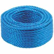Poly Rope Mini Coil 20m Blue