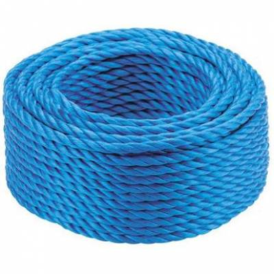 Poly Rope Mini Coil 20m Blue ...