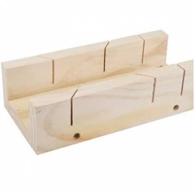Silverline Mitre Box  - Size: ...