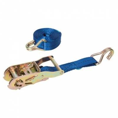 Ratchet Tie Down Strap J-Hook - Size: ...