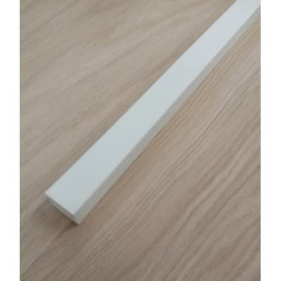 Blank Square Primed Pine 32mm Stair Spindle 895mm Square Wooden Softwood Plain
