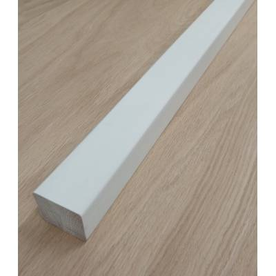 Blank Square Primed Pine 41mm Stair Spindle 895mm Square Wooden Softwood Plain