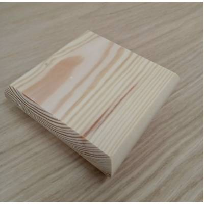Pine Flat Patrice Cap 110x110x27 For 89x89 Stair Newel Post ...