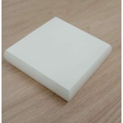 Primed Flat Patrice Cap 110x110x27 For 89x89 Stair Newel Pos...