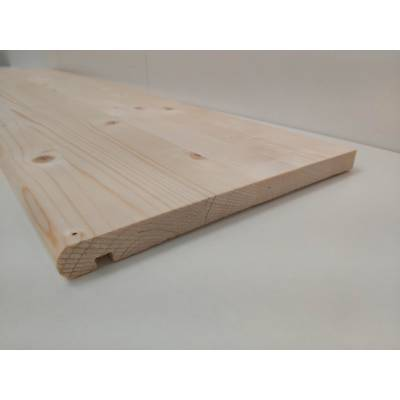 Laminated Pine Stair Tread  265x20mm Windowboard Nosing Timb...