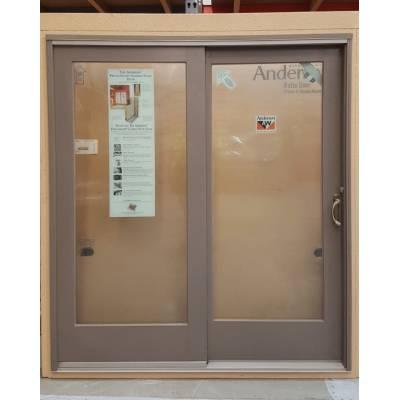 Aluminium Timber Sliding Patio Doors French Door Pair Frame ...