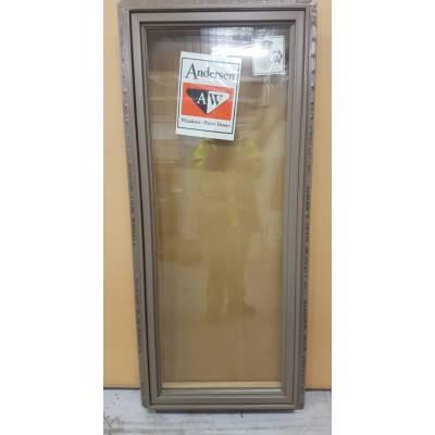 Timber Window Aluminium/Plastic Clad & Wooden Non Opener...