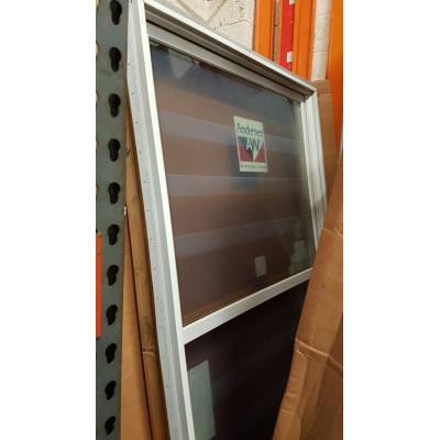 Timber Window Aluminium/Plastic Clad & Wooden Fixed Case...