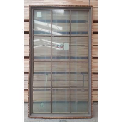 Timber Window Aluminium/Plastic Clad Wooden Feature Window 1...