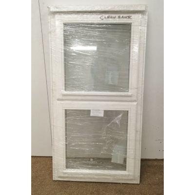 Wooden Timber Window Double Glazed Stormproof Casement 740x1...