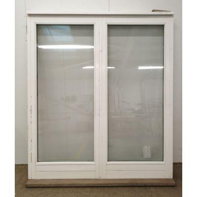 Wooden Timber Window Double Glazed Casement Sidelight 1810x2...