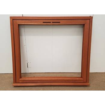 Wooden Timber Hardwood Window Fully Reversible Casement 1195x1045mm SC07 Sapele