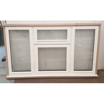 BAR04 Hardwood Window 1990x1195mm