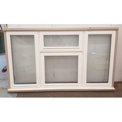 Hardwood Window Wooden Timber Double Glazed 1990x1133mm BAR0...