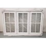 Cottage Timber Window Wooden Elegance Flush Casement 1588x1038mm JWC02