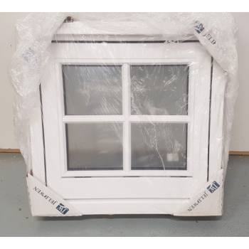 JWC03 Cottage Timber Window 588x588mm