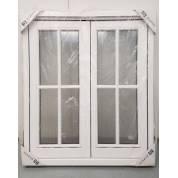 Cottage Timber Window Elegance Flush Fire Escape Casement 888x1038mm JWC05