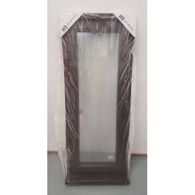 Oak Timber Window Double Glazed Wooden Stormproof Casement 483x1195mm JWC07