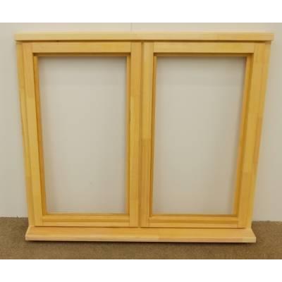 Wooden Timber Window Plain Casement Unglazed Softwood Jeldwen 1195x895mm