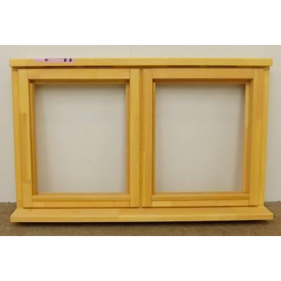 Wooden Timber Window Plain Casement Unglazed Softwood Jeld-wen 1195x745mm
