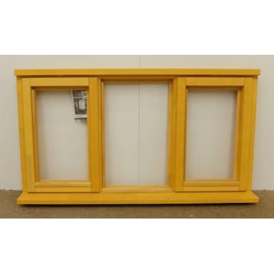 Wooden Timber Window Plain Casement Unglazed Softwood Jeld-wen 1337x745mm
