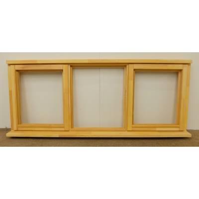 Wooden Timber Window Plain Casement Unglazed Softwood Jeld-wen 1765x745mm