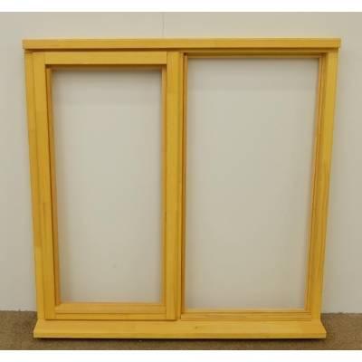 Wooden Timber Window Plain Casement Unglazed Softwood Jeld-wen 1195x1195mm - Handing (externally viewed):