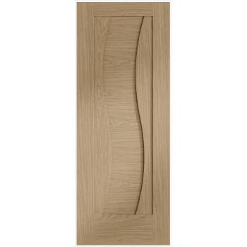 Pre Finished Oak Florence Internal Door