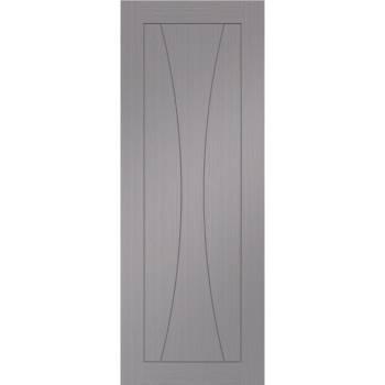 Pre Finished Verona Light Grey Internal Fire Door