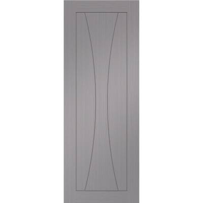 Pre Finished Verona Light Grey Internal Door  - Door Size, H...