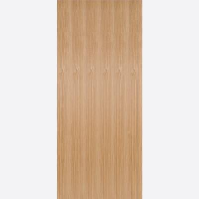 Pre Finished Oak Flush Internal Door - Door Size, HxW: ...