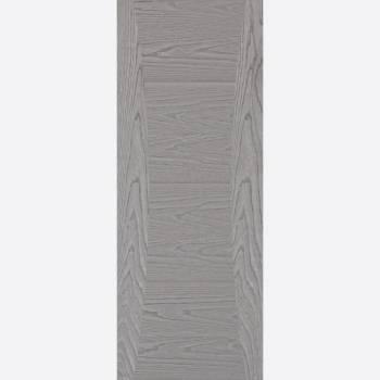 Pre-finished Pearl Grey Heta Internal Door Wooden Timber