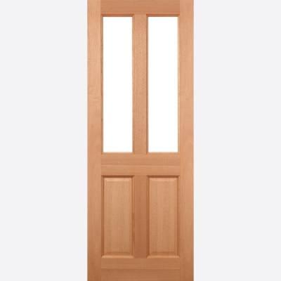 Hardwood Malton (M&T) External Door - Door Size, HxW: ...