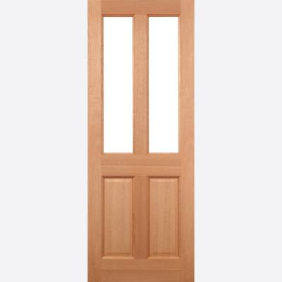 Hardwood Malton (M&T) Clear Glazed External Door - Door ...